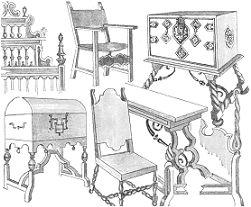 Decoracion de interiores estilos espaol - Libros de decoracion de interiores gratis ...